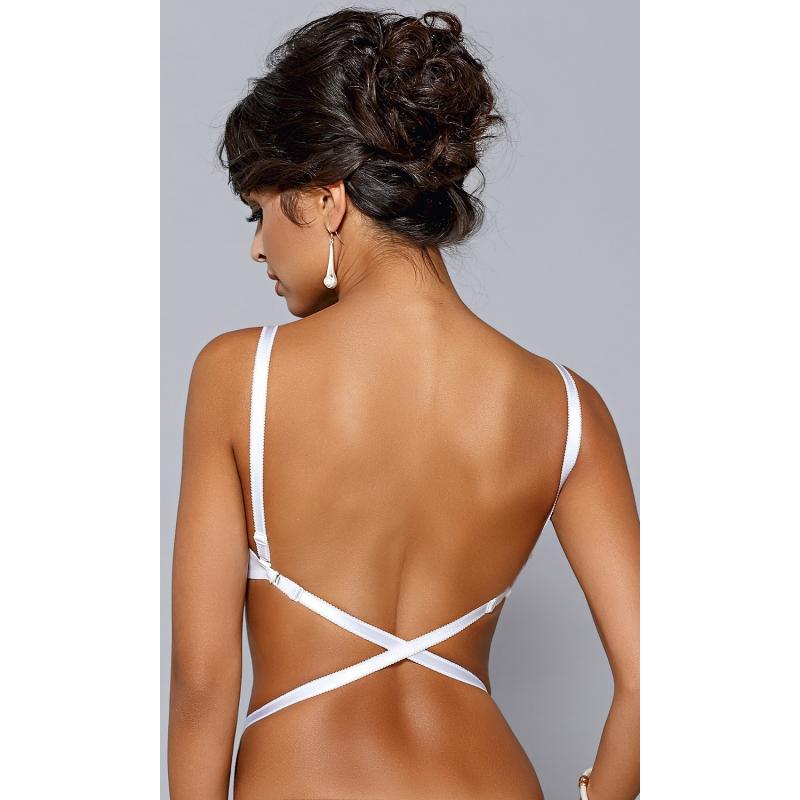 Aug 02, · Do sukienki bez pleców, nigdy nie zakładało się stanika, zeby przypadkiem nie wystawał, bo to obciach. A jak się nie może polegać na własnych piersiach, bo bez stanika zwisają do pasa, to się nie ubiera takiej kiecki, albo taką, co ma wzmocnienia wokól biustu wbudowane w materiał/5().