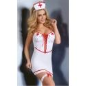 Strój pielęgniarki Aspen uwodzicielskie przebranie