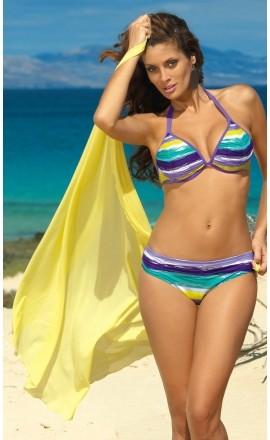 Żółte pareo plażowe (D)