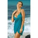 Pareo plażowe (C) z ramiączkami
