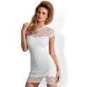 Dressita biała koronkowa sukienka w romiarze L/XL