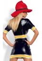 Firegirl kostium strażacki na karnawał