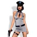 Police dress oryginalny strój policjantki