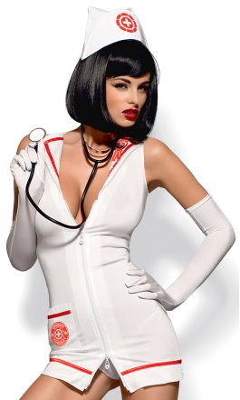 Emergency dress kostium pielęgniarki