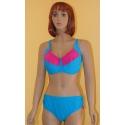 Nora dwuczęściowy kostium kąpielowy na rozmiar 80D