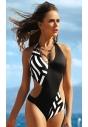 070/67 kostium kąpielowy jednoczęściowy monokini