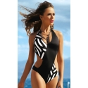 Monokini kostium kąpielowy jednoczęściowy 070/67