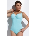 Beach strój kąpielowy jednoczęściowy z fiszbiną