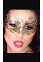 CR-3806 złota maska na oczy
