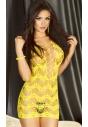 CR-3494 elastyczna koszulka żółta