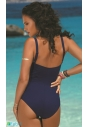 F31 elegancki strój kąpielowy w kwiaty XXL