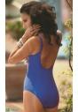 F jednoczęściowy kostium kąpielowy z miękkimi wkładkami