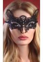 6 karnawałowa maska na oczy z koronki