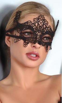 2 maska na oczy na karnawał