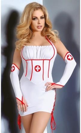 Raisa przebranie zmysłowej pielęgniarki