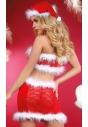 Christmas Lust zmysłowy komplet mikołajki