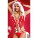 Christmas Girl seksowne body mikołajkowe