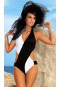 070/1 monokini jednoczęściowy strój kąpielowy