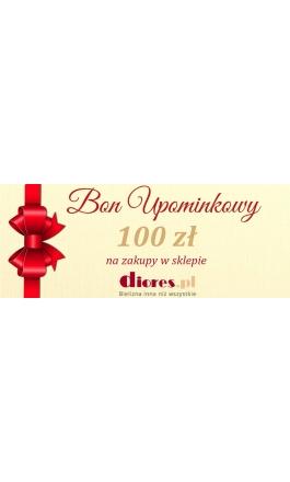 Bon upominkowy w kwocie 100 PLN