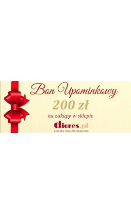 E-bon upominkowy 200 zlpropozycja prezentu