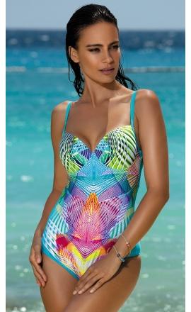 F26/464 jednoczęściowy kostium kąpielowy
