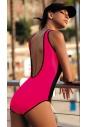 F83-619 kostium kąpielowy jednoczęsciowy sportowy