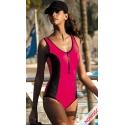F83-619 sportowy kostium kąpielowy jednoczęściowy