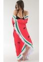 Ręcznik plażowy REC14 - koło