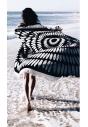Ręcznik plażowy okrągły REC9