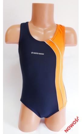 Dziewczęcy strój kąpielowy BW 690