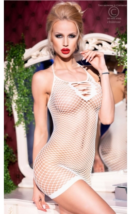 Sukienka erotyczna CR-4229