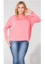 Bluzka damska w różowym kolorze