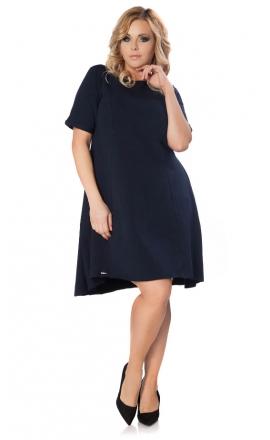 Sukienka elegancka plus size