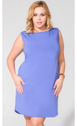 Sukienka T118 w duzym rozmiarze