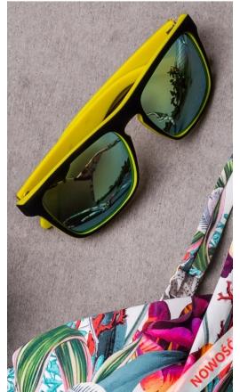 Okulary przeciwsłoneczne F136/COL5
