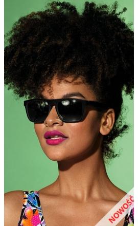 Okulary przeciwsłoneczne F136/COL8 czarne