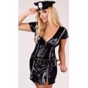 Kostium policjantki na duży rozmiar M/1045