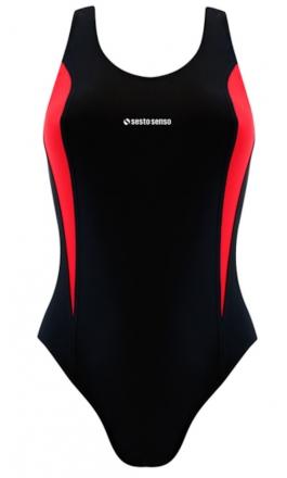 Strój kąpielowy jednoczęściowy basenowy BW730 Sesto Senso