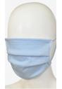 Maseczka ochronna bawełniana Primo błękitna