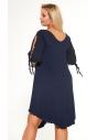 Sukienka plażowa Krisline Cape Verde tył