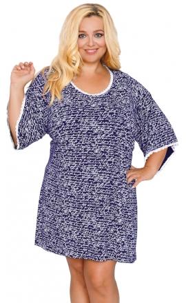 Koszula nocna Akcent model 506 bawełniana