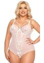 Body erotyczne Softline Amanda białe