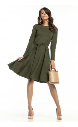 Sukienka rozkloszowana Tessita T287