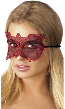 Maska na oczy Excellen Beauty M-407