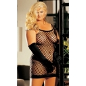 X90018 sukienka erotyczna w dużym rozmiarze