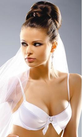 biustonosz ślubny